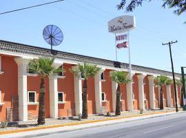 Hotel foto: Motel Las Fuentes