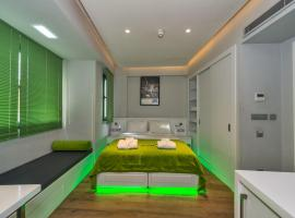 Hotel Photo: En Suites Taksim
