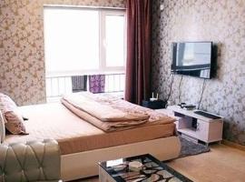 ホテル写真: Tianlang Tiny Time Apartment