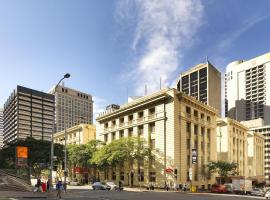 A picture of the hotel: Adina Apartment Hotel Brisbane Anzac Square