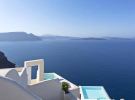 Hotel photo: Canaves Oia Suites & Spa