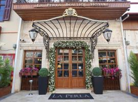 Hotel photo: La Perla Boutique Hotel