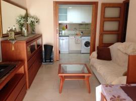 Hotel photo: Apartamento en Calella