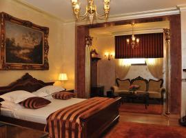 A picture of the hotel: Villa Bijoux