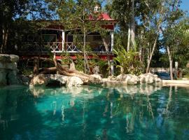 Hotel fotografie: La Hacienda Cancun- El Ramonal