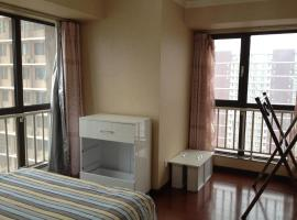 ホテル写真: Tangshan Longpeng Short Term Rental Apartment Shibo Branch