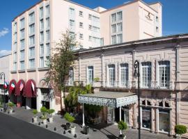 Hotel photo: Hotel Francia Aguascalientes