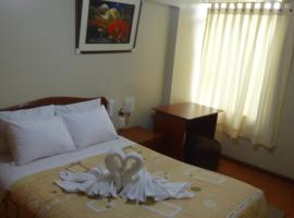 Hotel photo: Hotel Sideral