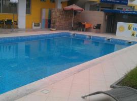 Hotel photo: Hotel Vunge Kita Lobito