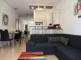 A picture of the hotel: New Buda Apartment
