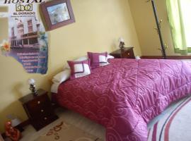 Hotel near Ibarra