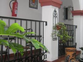 Hotel fotoğraf: Apartamentos Turisticos Casa Cantillo