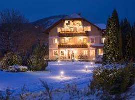 Hotel photo: Hotel Honti