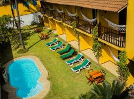 Hotel photo: Pousada Trinácria