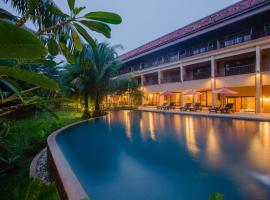 Hotel photo: Khaolak Mohin Tara Resort