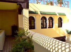 Hotel fotoğraf: Dar Taliwint