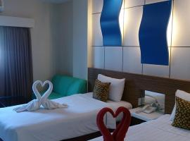 Hotel photo: The Camelot Hotel Pattaya
