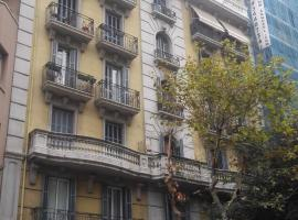 Hotel Foto: Espai Barcelona Rocafort Apartments