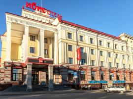 Hotel photo: Ibis Sibir Omsk Hotel