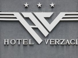 Hotel fotografie: Hotel Verzaci