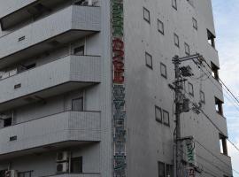 Hotel near Okayama