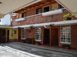 Hotel near Gvatemala