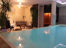 Hotel near Franciaország