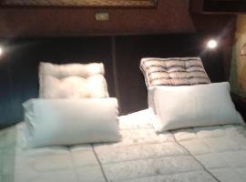 Hotel photo: Dreaming Two-Bedroom Apartment Kasr El Nil