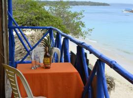 A picture of the hotel: Restaurante y Hospedaje Baru