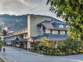 Hotel photo: The Listel Hotel Whistler
