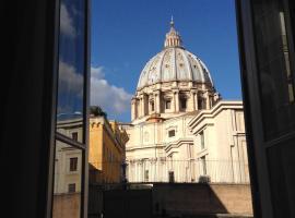 ホテル写真: Stazione Vaticana 5 Apartment