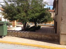 Hotel photo: Pensión El Botijo