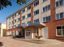 A picture of the hotel: AMAKS City Hotel