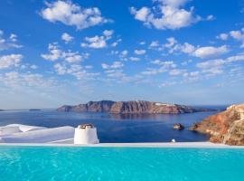 Hotel photo: Katikies Hotel - The Leading Hotels of the World