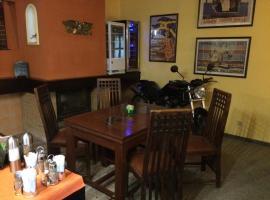 酒店照片: Restaurace-Penzion U Pilota