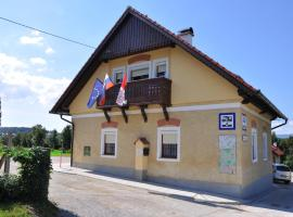 Hotel near Novo Mesto