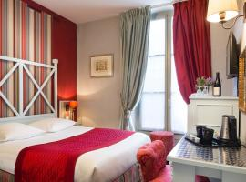 A picture of the hotel: Hotel Louvre Bons Enfants