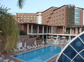 A picture of the hotel: Hotel Asmara Palace