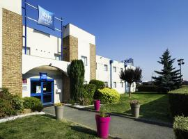 Hotel photo: ibis budget Chartres