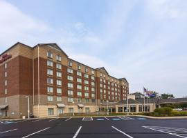 A picture of the hotel: Hilton Garden Inn Cleveland Airport