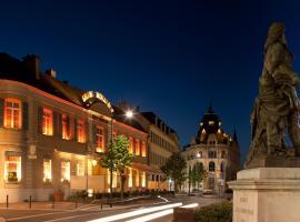 Hotel photo: Best Western Premier Grand Monarque Hotel & Spa