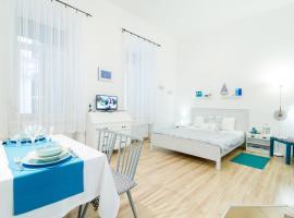 מלון צילום: Blue Danube Studio Apartman Budapest