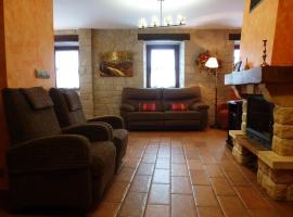 Foto di Hotel: Casa Rural Erburu