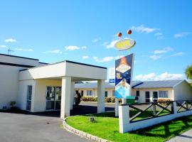 Hotel photo: Ann's Volcanic Rotorua Motel and Serviced Apartments