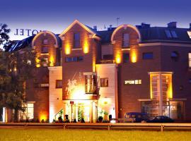 Hotel near Мальборк