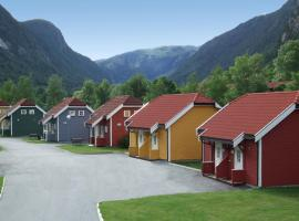 A picture of the hotel: Rjukan Hytteby
