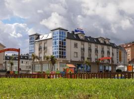 Ξενοδοχείο φωτογραφία: Hotel Playa de Laxe