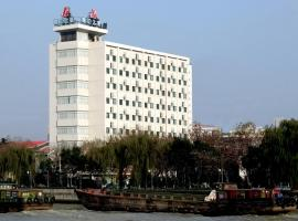 A picture of the hotel: Jinjiang Inn Wuxi East Yunhe Road Xihui Park