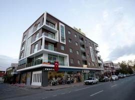 Hotel photo: Tarsus Zorbaz Otel