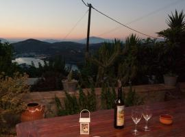 酒店照片: Patmos Chora traditional villa Genadio